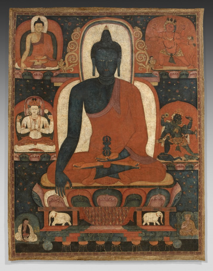 Montméat Art d'Asie Gallery - Asian sculpture and painting
