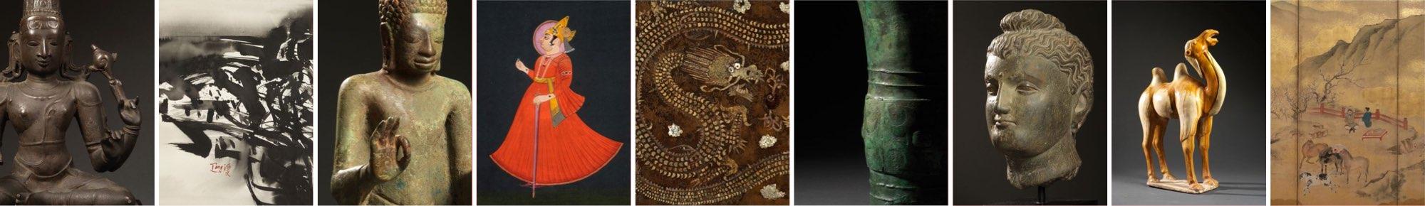 « Traversées » Arts d'Asie ancien et moderne