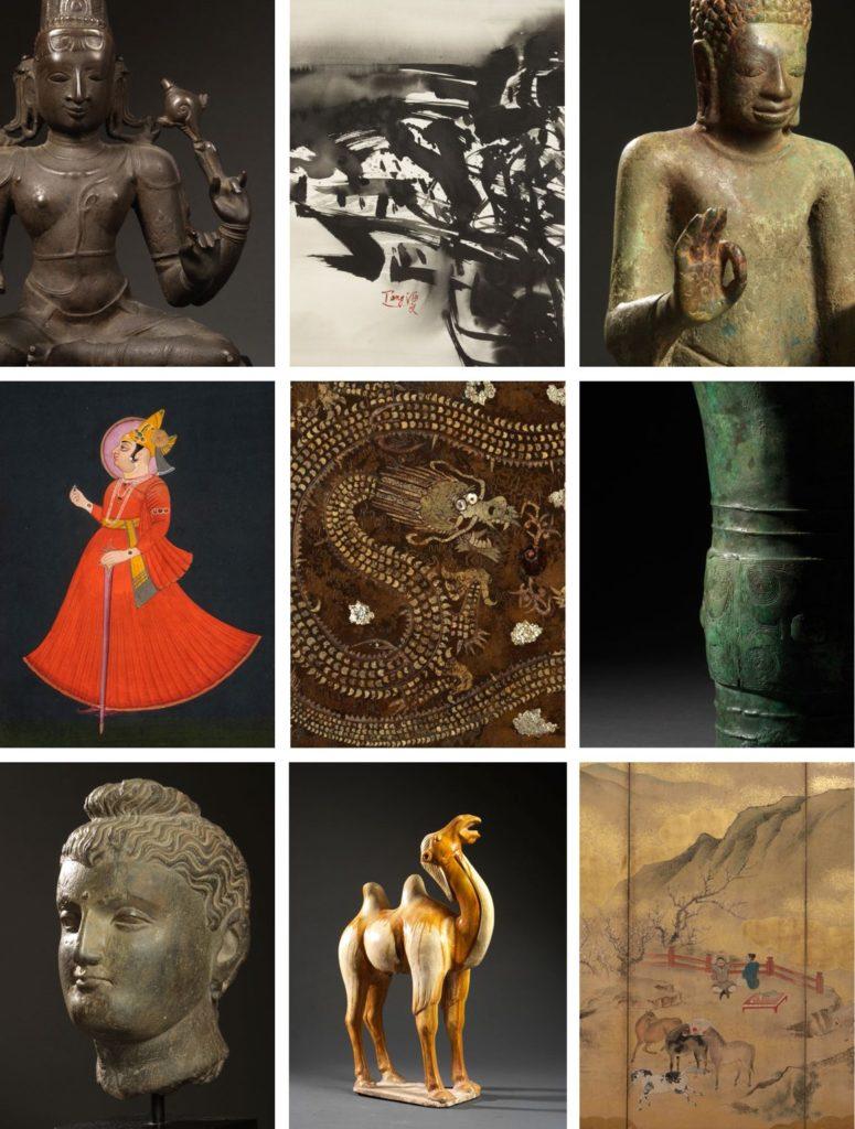 « Traversées » Arts d'Asie ancien et moderne - Catalogue